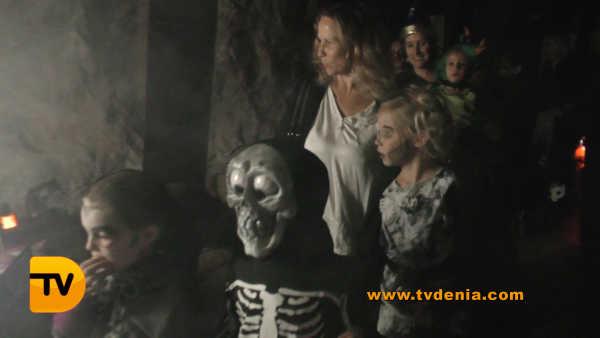 Halloween 2017 tunel del terror 7