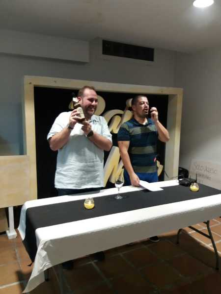 PEP GUARDIOLA I VÍCTOR RAMIS