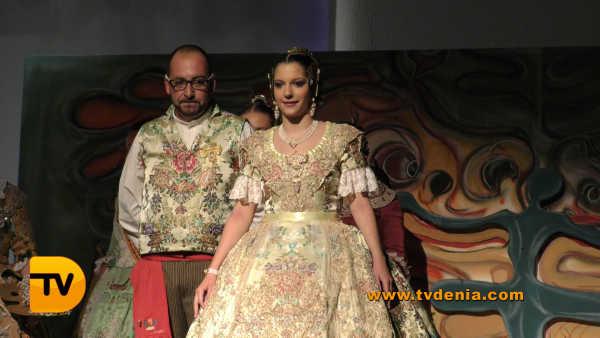 Presentació Falla Les Roques Sandra 10
