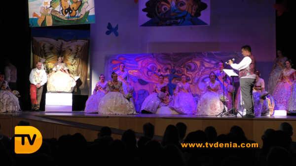 Presentació Falla Les Roques Sandra 14