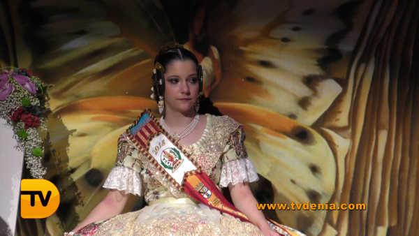Presentació Falla Les Roques Sandra 18