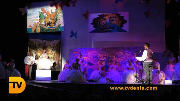 Presentació Falla Les Roques Sandra 22