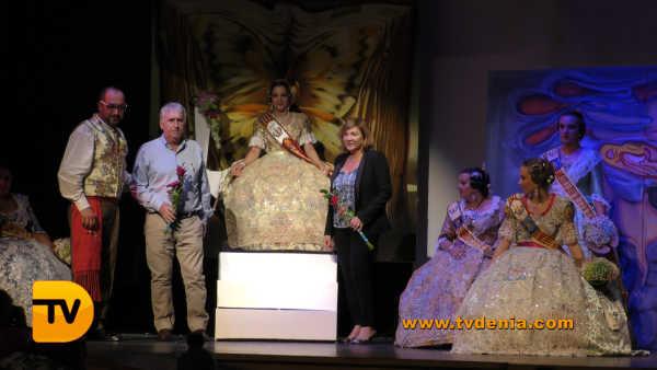 Presentació Falla Les Roques Sandra 24