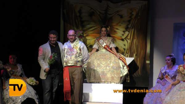 Presentació Falla Les Roques Sandra 27