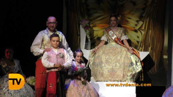Presentació Falla Les Roques Sandra 29