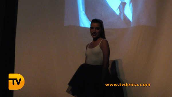 Presentació Falla Les Roques Sandra 3
