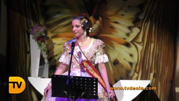 Presentació Falla Les Roques Sandra 34