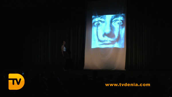 Presentació Falla Les Roques Sandra 4