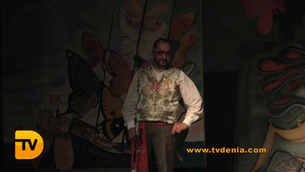 Presentació Falla Les Roques Sandra 5