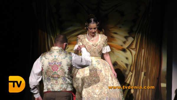 Presentació Falla Les Roques Sandra 9