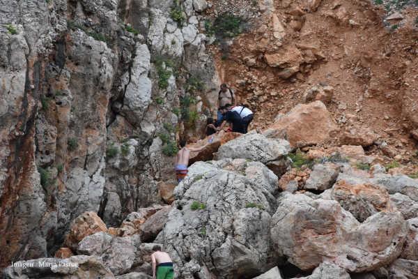 Rescate niño cova 3