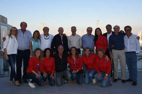 Tripulación Oceánico con Junta Directiva RCND
