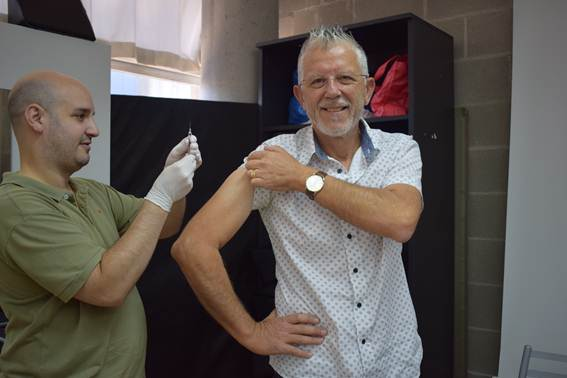 gripe vacuna hospital denia