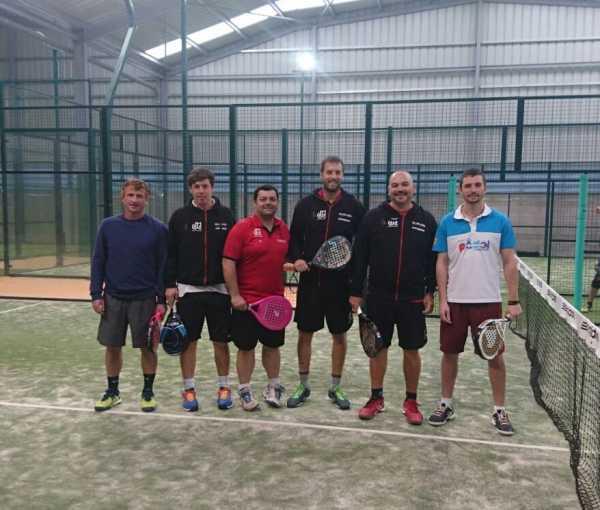 padel masculino club de tenis