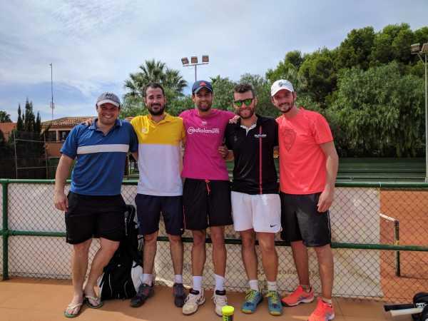 tenis masculino absoluto