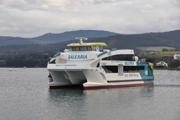 Baleària eco fast ferry 1