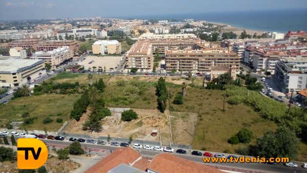 Dénia Castillo Marinas Plan general
