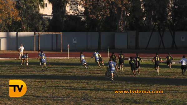 Dénia Rugby tatami B 2