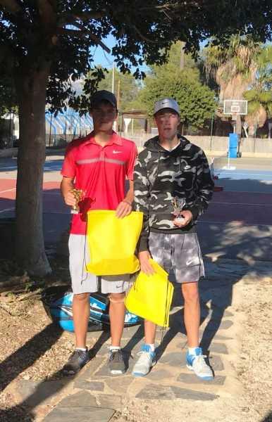 Illia campeon cadete torneo UPT