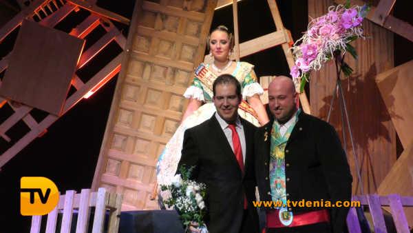 Presentacio Falla Diana Azael pastor 16