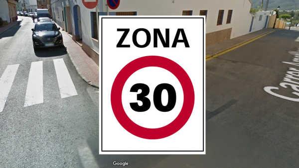 Zona 30 Jesus pobre