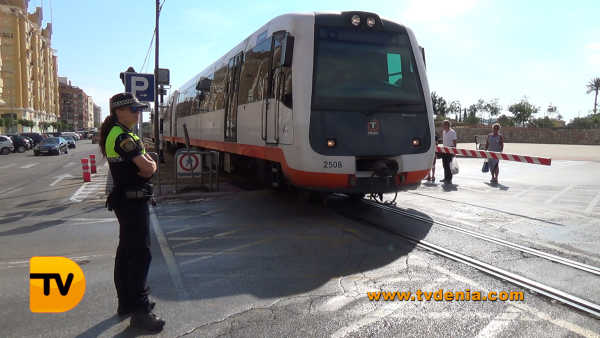 tren denia tram Carlos Domingo 11