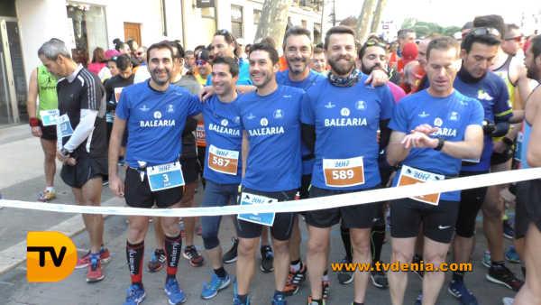 Maraton Dénia 2